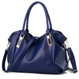 PU Leather Women Top Handle Bag Satchel Handbags Shoulder Bag