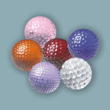 Colorful Crystal Golf Ball with Best Quality and Price Are Sale