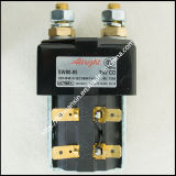 Albright Magnetic DC Contactor Sw80-65 24V 125A Electric Relay