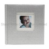 4*6′′ Printing Paper Cover Photo Album with Window