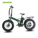 36V/500W High Speed Folding Mountain Electric Bicycle for Man