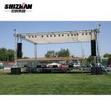 Light Weight Easy Install Outdoor Stage with Cheap Roof Truss Prices