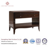 Hotel Bedroom Furniture with Solid Wood Nightstands (3408)