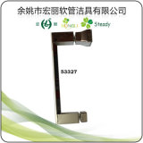 Zinc Alloy Metal Shower Handle for Shower Glass Sanitary Ware