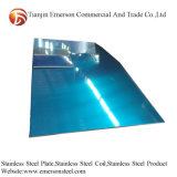 SUS 304 9mm PVC Film Thin Stainless Steel Metal Sheet Price