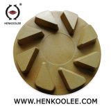 7 Inch Concrete Floor Polishing Tools