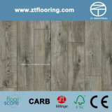 6.5mm WPC Click Flooring Distressed Fashionable Grey Walnut