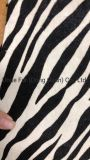 Horse Hair Animal Pattern Printing Hair Calf and Cow Skins Leather for Bags, Shoes and Furnitures