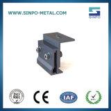 End Clamp for Solar Panel Mounting Bracket Aluminum Alloy Side Edge Press Block
