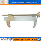 Forged Panel Clamp in Formwork Use for Building Construction