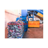 Own Factory Full Automatic Horizontal Hydraulic CE Approved Recycling Baler Machine for Occ, Garbage, Cardboard, Straw, Plastic, Pet, Pet Bottle, Used Textile