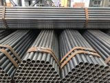 Q195/Q235/Q355 Carbon Welded ERW Black Steel Pipe/Tube