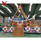 Shopping Mall Children Indoor Rides Fairground Attraction Small Mini Pirate Ship Games for Amusement Park