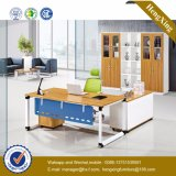 Metal Leg Executive Desk Comfortable Office Furniture (HX-GD016)
