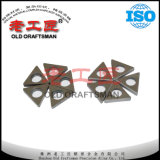 High Precision Inserts Shim Tungsten Cemented Carbide for CNC Machining
