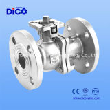 dicovalve products-flange ball valve