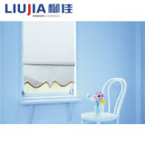 Manual Roller Scallop Edgo Roller Blind