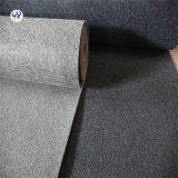 Factory Competitive Price Needle Punched 100% Polyester Carpet Velour Non Woven Exhibition Carpet