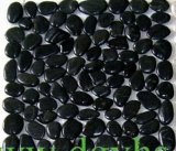 Natural Garden Pebbles Stone White and Black Marble Pebbles Stone