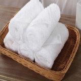Wholesale Cheap White Cotton Hotel Face Towels