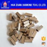 Sharp Diamond Segment for Cutting Marble