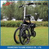 Pocket Folding Electric Bicycle with 36V 10.4ah Li-ion Battery