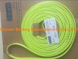 Tt5 Type Flex Belts with Kevlar Cords/Yellow/Deep Blue