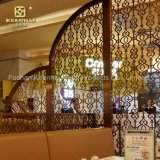 Antique Modern Fixing Metal Screen with Good Design (KH-FS-03)