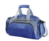 Plain Fabric Polyester Promotion Gift Travel Sports Bag