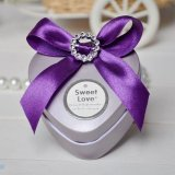 Hot Sale Wedding Tin Box
