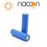 High Quality Rechargeable 18650 3.7V 2600mAh Li-ion Battery for Flashlight