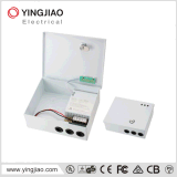 36W 12V&24V CCTV Power Distribution Box / Electrical Distribution Switch Box