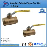 Full Size Wholesale Free Samples Brass Ball Valve with High Quality