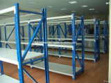 Multi-Levels Adjustable Mini Light Duty Storage Steel Rack Shelving