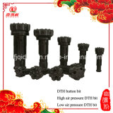 DTH Bit, Rock Drill Bit for High Air Pressure DTH Hammer