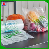 Eco-Friendly Food Bags and Plastic Produce Bags on Roll
