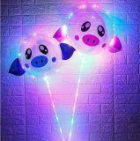Light up Balloons LED Glow in The Dark Helium Balloon Christmas Party Decor