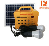 10W/10V Multi Function Mini Solar Kits Charger of Mobile Phone/ LED Light with FM and Radio