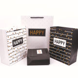 Fashion Printing and Low Price Packing Gift Paper Bag