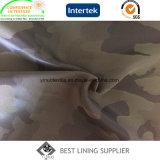 Polyester Camouflage Lining Fabric Jacket Lining Fabric