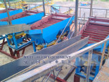Gold/Copper/Coal/Iron/Hematite/Chrome Ore Beneficiation Equipment Plant (jigger)
