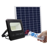 High Brightness Sensor SMD Powered Battery Security Lamp 40W with Remote Control Powerful Solar LED Flood Light Outdoor