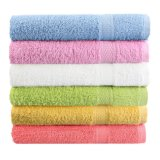 Hot Sale Cheap Solid Color Promotional Hand Towels (JRD333)