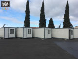 Rcep Economic Expandable Modular Flat Pack Prefabricated Folding Container Office House