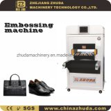 ZHUDA 80t Hot Pressing Automatic Hydraulic Embossing Machinery For Leather