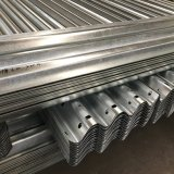 Hot Dipped Galvanized Highway Guardrails for Road Construction