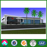 Steel Structure Auto Car 4s Shop Design and Constructiion
