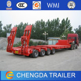 Construction Use 4 Line 8 Axle Low Bed 100-200 Ton