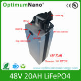 Rechargeable 48V 20ah LiFePO4 Battery Packs