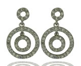 Sterling Silver Jewelry Dangling Earring